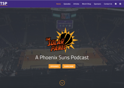 The Solar Panel: A Phoenix Suns Podcast
